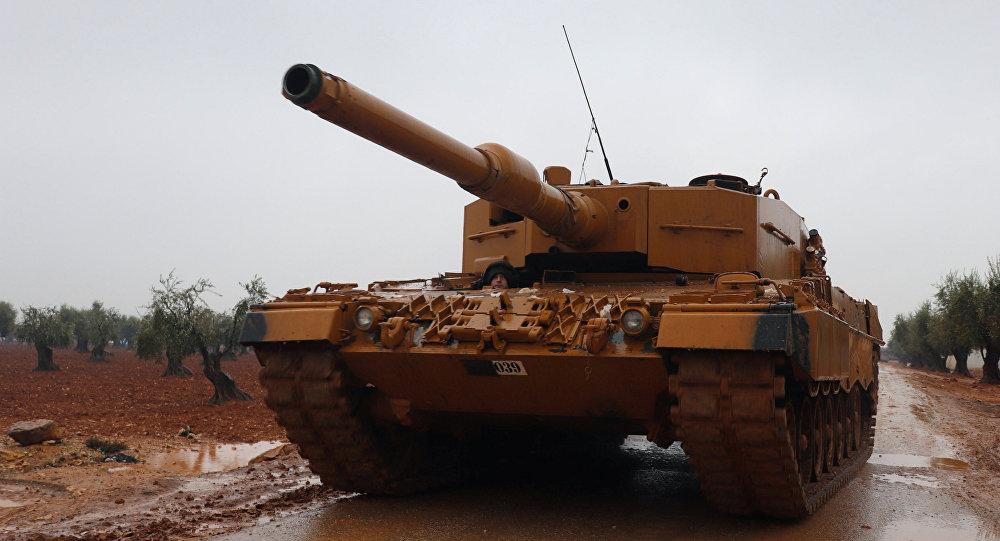الأمين العام للناتو يدعو تركيا لاستخدام القوة