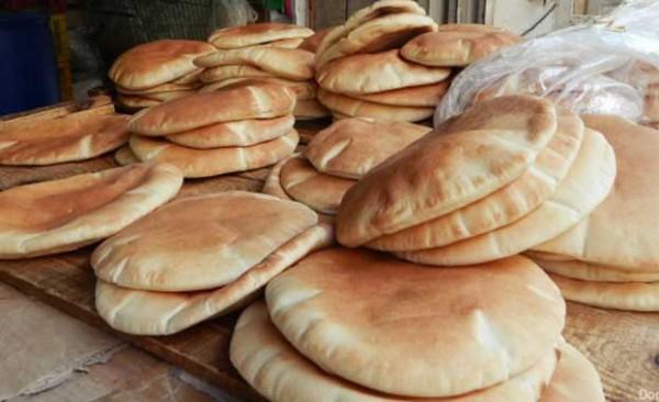أسعار الخبز في الأردن ترتفع 100%