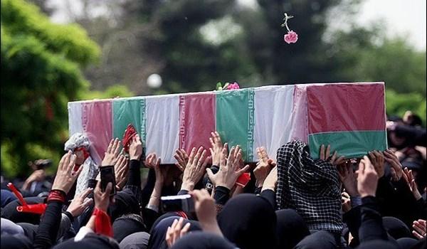 استشهاد رائد بالحرس الثوری خلال اشتباك مع داعش غرب ايران