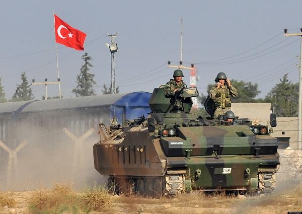 الأكراد يخسرون مواقع بعفرين وسقوط مدنيين