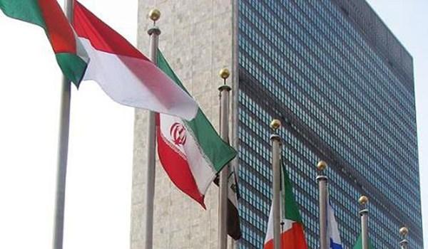 ممثلية ايران بالامم المتحدة: تبجحات المندوبة الاميركية داعمة للعنف والفتنة في ايران