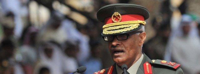 نجاة رئيس اركان الجيش الكويتي اثر سقوط مروحيته في بنغلادش