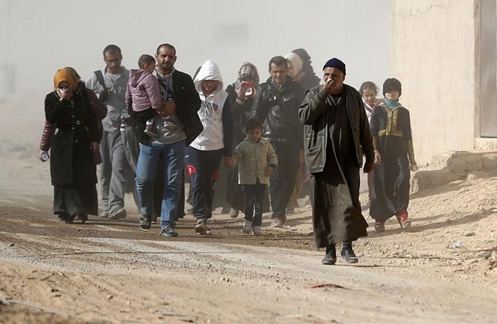 55 بالمئة من إجمالي النازحين العراقيين لا يزالون في المخيمات