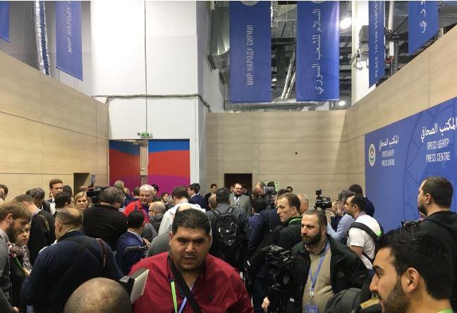 مؤتمر الحوار الوطني السوري ينطلق في سوتشي بمشاركة 1511 سوريا