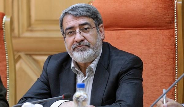 الداخلية الايرانية: اقل من 300 شخص مازالوا قيد الاعتقال بشأن الاحداث الاخيرة