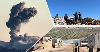 وصول تعزيزات جديدة للجیش التركى إلى الحدود السورية
