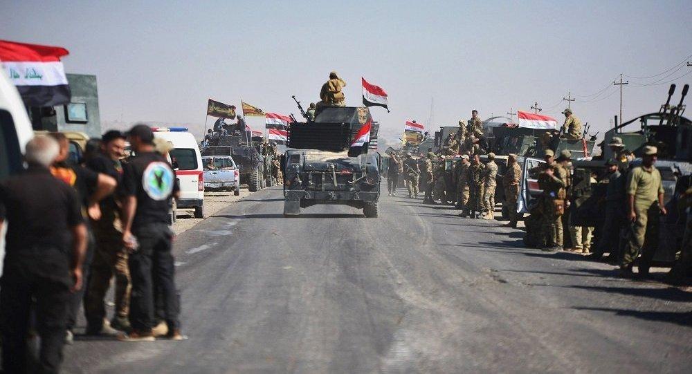 بريطانيا: قواتنا تشارك في تدريب 60 ألفا من قوات الأمن العراقية