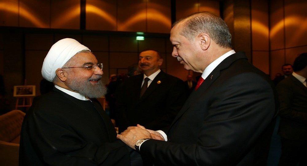 أردوغان: أجانب يعملون كمحرضين في إيران
