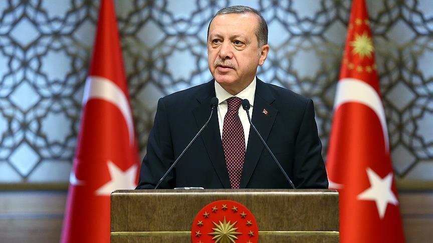 أردوغان: اتخذنا مع فرنسا خطوات في الاتجاه الصحيح