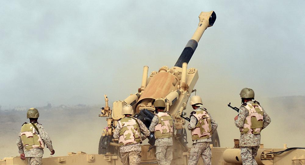 اطلاق صاروخا بالستيا  من اليمن تجاه نجران