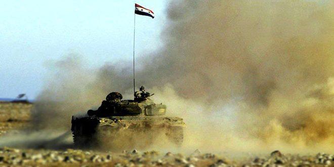الجيش السوري يتقدم سريعا في إدلب ويحرر عشرات القرى