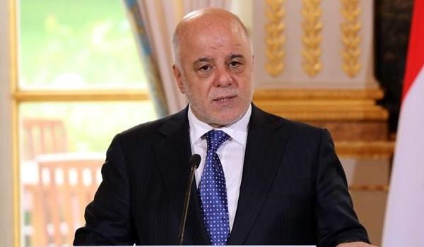 العبادى: مستمرون فى بناء جيش قوى يدافع عن أرضه وجميع العراقيين