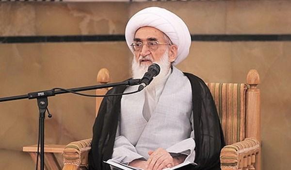 المرجع نوري همداني: نظام آل سعود يشنّ حرباً على الاسلام بالنيابة عن الاستكبار