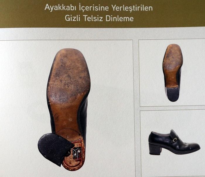 استخبارات تركيا تنشر طرقا سرية استخدمتها عبر تاريخها (صور)