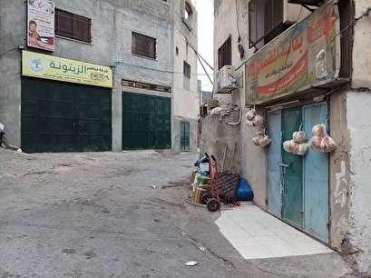 بالصور..الإضراب الشامل يعم الأراضي الفلسطينية