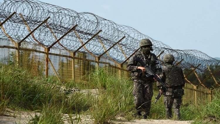 بدء نزع الألغام على الحدود بين الكوريتين