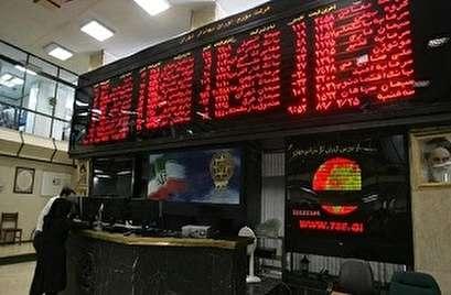 بورصة طهران تغلق على ارتفاع اكثر من 2200 نقطة
