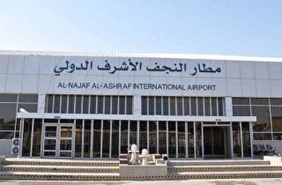 دیون شركات الطیران الإیرانیة إلي مطار النجف یتم تسدیدها قریبا