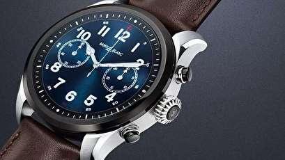 """""""Montblanc"""" تطلق ساعة ذكية فاخرة"""