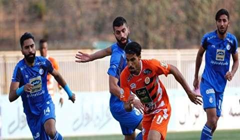 الدوري الايراني الممتاز .. استقلال يهزم سايبا 2-1
