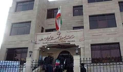 سفير ايران في باكو : تسمم طاقم سفينة شحن ايرانية ووفاة 3 ملاحین