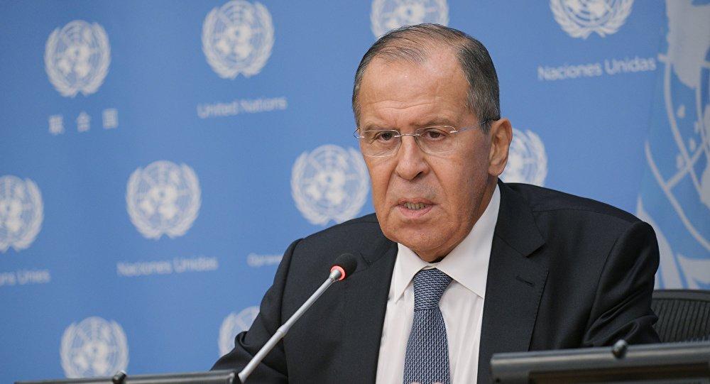 لافروف: الدول الأفريقية شريك مهم لروسيا والعلاقات معها تحمل الطابع المستقل