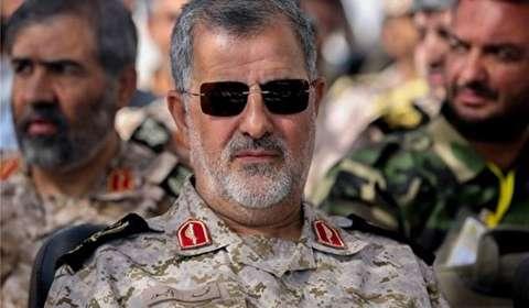 العميد باكبور : نواصل العمل على تحرير حراس الحدود الايرانيين