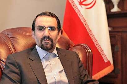 السفير الايراني: مواقف ايران وروسيا متطابقة من القضايا المصيرية