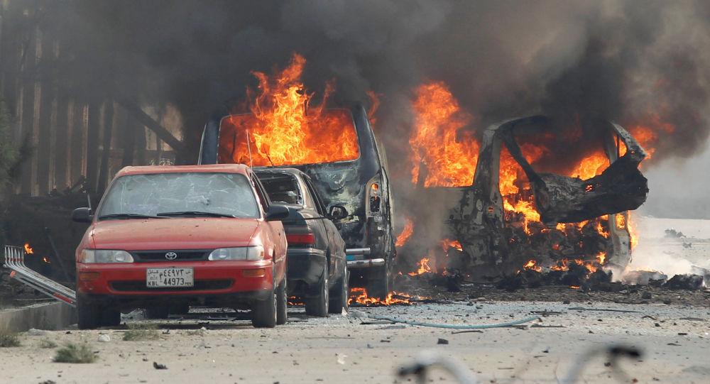 مقتل 7 أشخاص وإصابة 5 في انفجار سيارة بالقرب من سجن شرق العاصمة الأفغانية