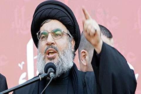 """شاهد.. """"حزب الله"""" يهدد إسرائيل باللغة العبرية"""