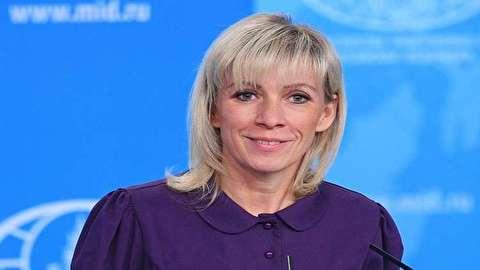 زاخاروفا ترد على دعوة أوكرانية لتدمير جسر القرم
