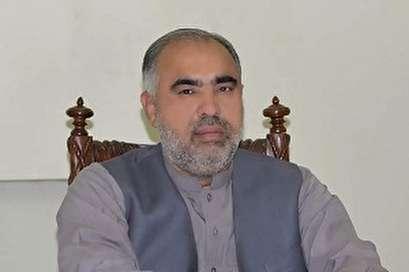 رئیس البرلمان الباكستانی یزور ایران