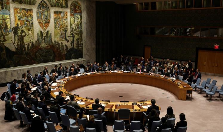 فرصة جديدة بمجلس الأمن لوقف النزيف السوري