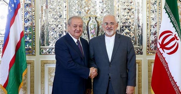 وزير خارجية اوزبكستان يزور طهران اليوم على رأس وفد سياسي واقتصادي