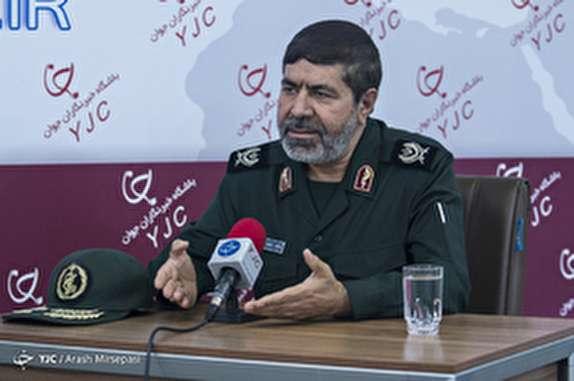 الحرس الثوري يرصد استراتيجيات والإنتشار الجغرافي لجماعة داعش