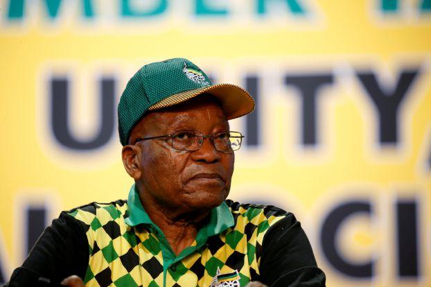 الحزب الحاكم في جنوب أفريقيا يمهل زوما 48 ساعة للاستقالة