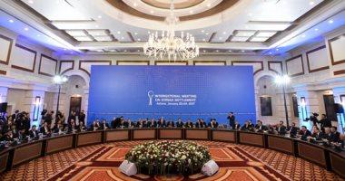 وزراء خارجية روسيا وإيران وتركيا يبحثون ملف الأزمة السورية الشهر المقبل