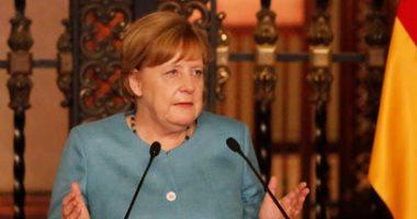 ميركل تأمل فى التوصل لاتفاق لتشكيل ائتلاف حكومى لحل الأزمة السياسية بألمانيا