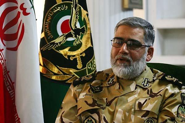 العمید بوردستان: أي إعتداء من جانب العدو سيلقي رداً صاعقاً