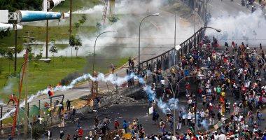 حكومة كولومبيا تفتح أول مخيم للفنزويليين الفارين من الأزمة الاقتصادية
