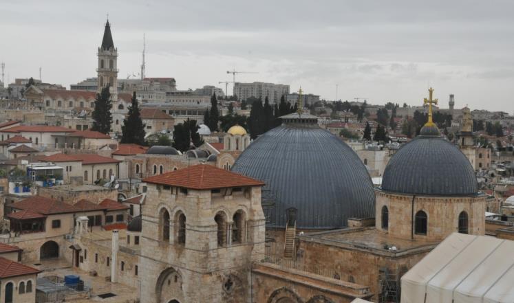 دعوة كنائس القدس لرفض ضرائب الاحتلال