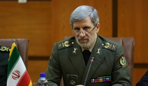 وزير الدفاع: اميركا تحاول نقل داعش من سوريا والعراق الى افغانستان