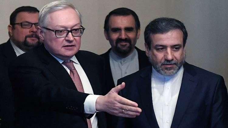 موسكو تستبعد تعديل الاتفاق النووي الإيراني تحت الضغط الأمريكي