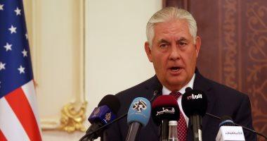 تيلرسون: ندرس فرض قيود وعقوبات على مبيعات فنزويلا النفطية