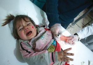 «يونيسف»: 83 طفلاً قتلوا في نزاعات الشرق الأوسط الشهر الماضي