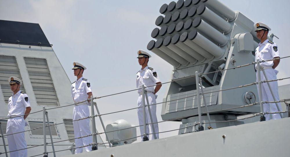الصين تجري تجربة جديدة لصواريخ مضادة