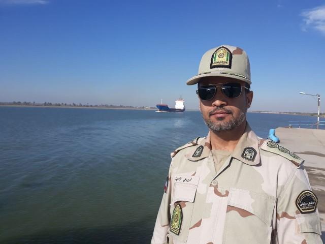 ايران والعراق ينفذان دوريات بحرية مشتركة في اروندرود