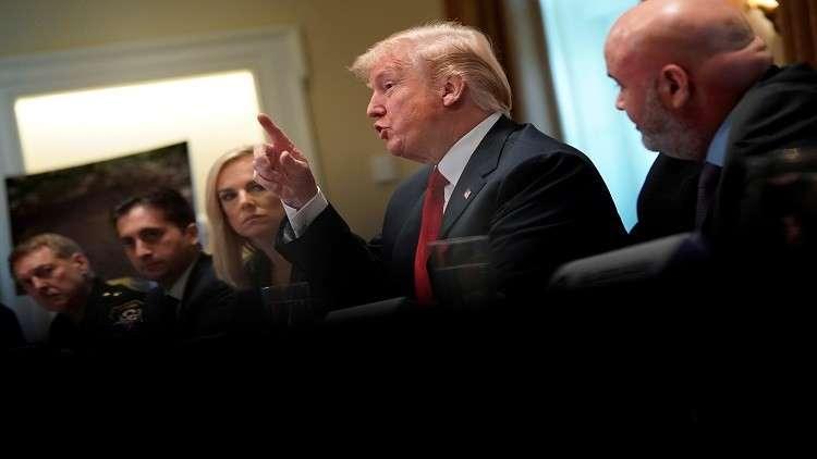 ترامب يأمر البنتاجون بإجراء عرض عسكرى لإظهار قوة الولايات المتحدة