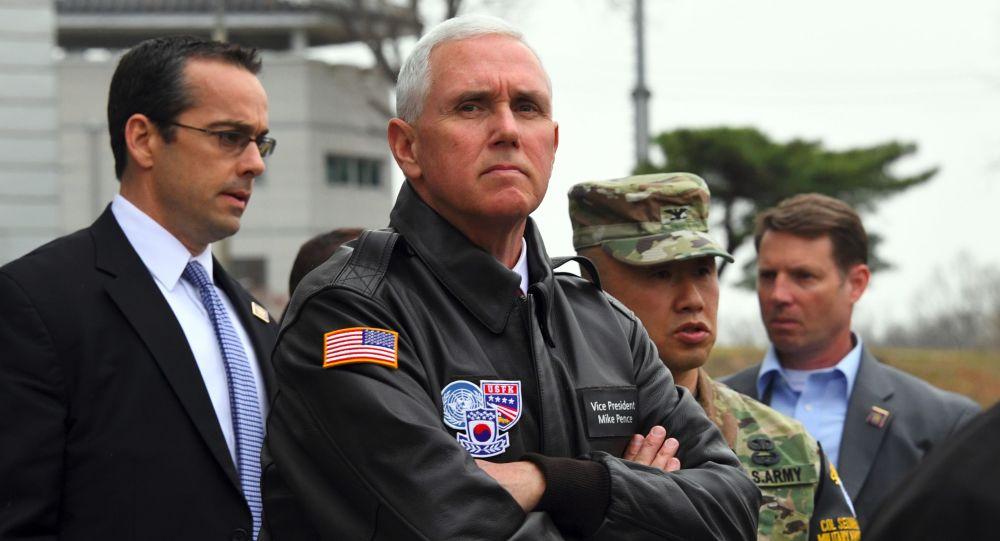 نائب الرئيس الأمريكي: جميع الخيارات مطروحة مع كوريا الشمالية