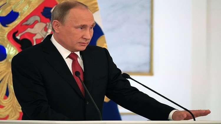 بوتين يوجه رسالته السنوية إلى الجمعية الاتحادية